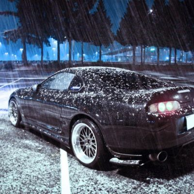 ⁣Winter sleep for the car: This is how you make your supra winter proof