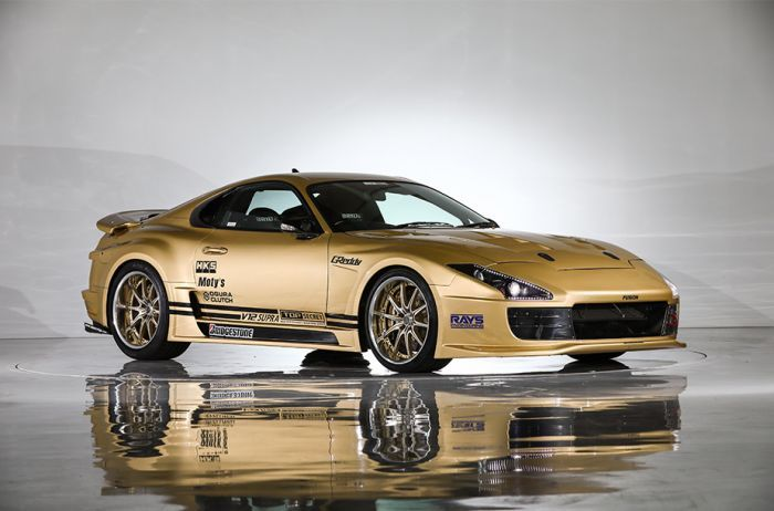 TopSecret V12 Supra will be auctioned...