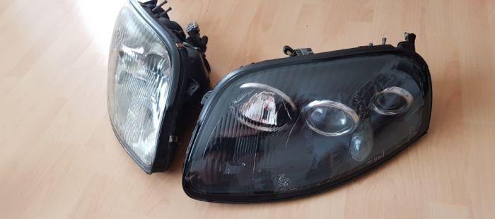Restoration of the (EU-Spec) Supra headlamp in facelift look