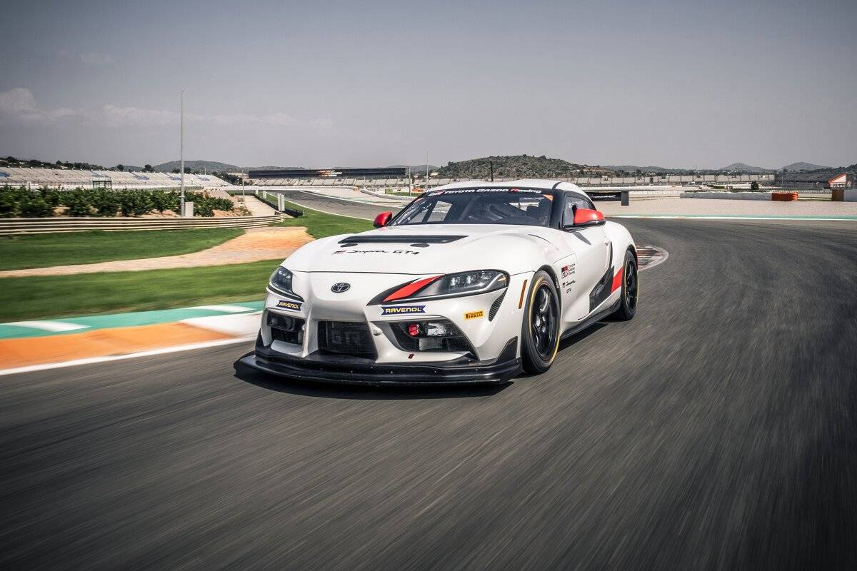 Start of the new motorsport season: price and specs for the Toyota GR Supra GT4 now known