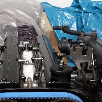 Motor Umbau