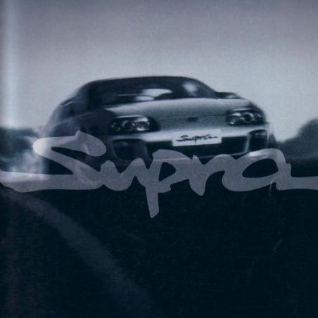 1993 Toyota Supra (deu)